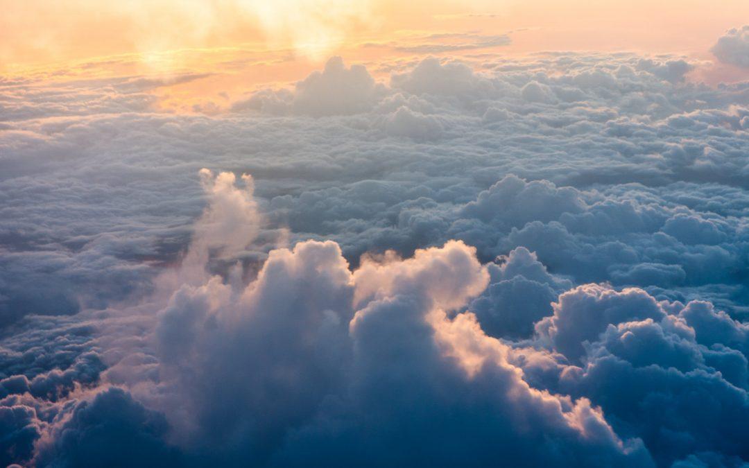 Skywings steunt VZW Boven De Wolken